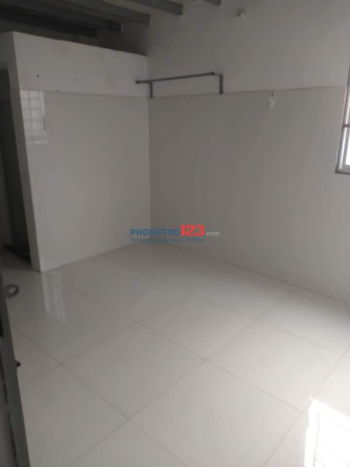 Phòng trọ giá rẻ, mới xây Nguyễn Văn Quá, gần chợ Cây Sộp