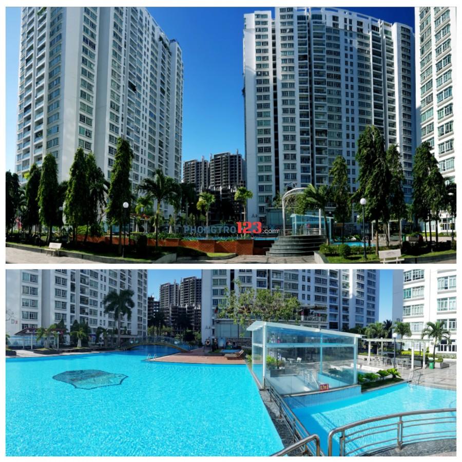 Phòng full NT, siêu thị, công viên, hồ bơi, gần Vivo City, Phú Mỹ Hưng