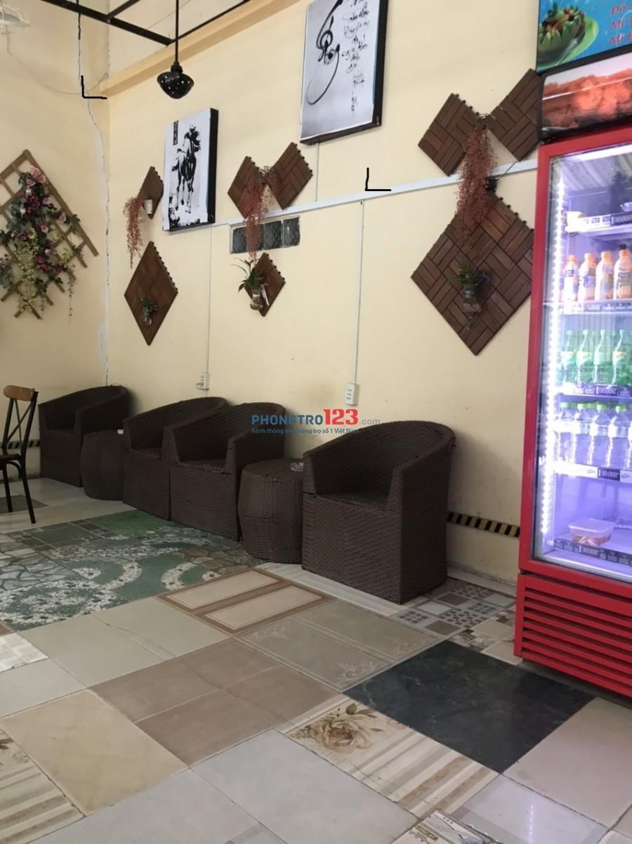 Phòng trọ dành cho sinh viên và thu nhập thấp tai trung tâm q7