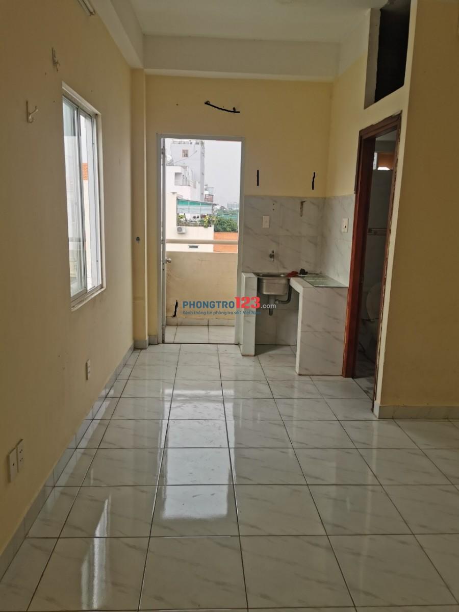 Phòng trọ chung cư nằm tại trung tâm quận 7