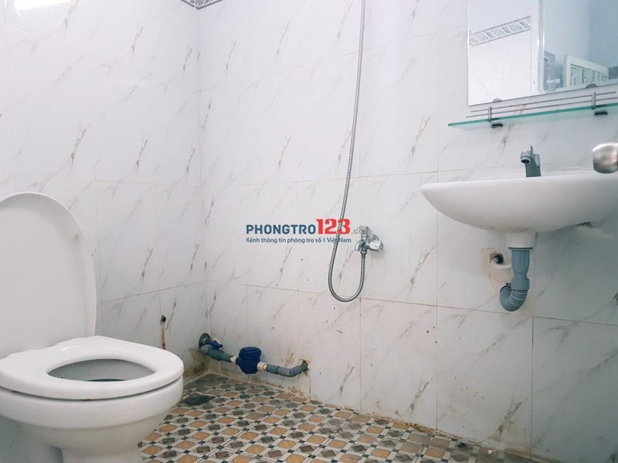 Phòng trọ SV Chu Văn An Bình Thạnh, 2tr8, 18m2