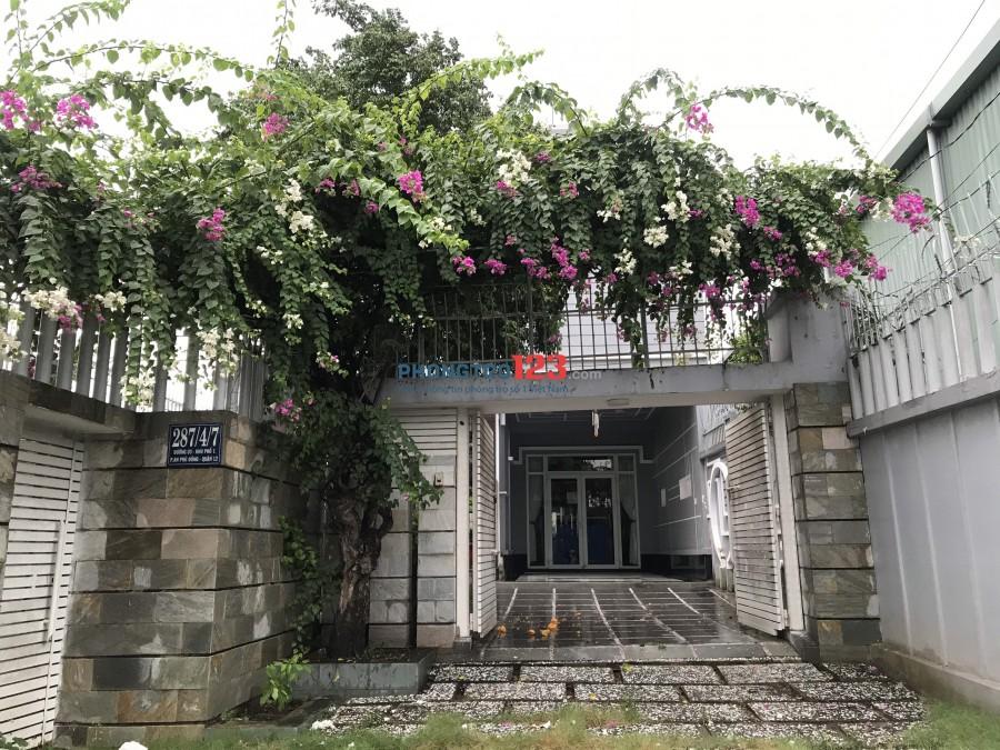 Cho thuê biệt thự ven sông DTSD 800m2 tại An Phú Đông 3 P An Phú Đông Q12