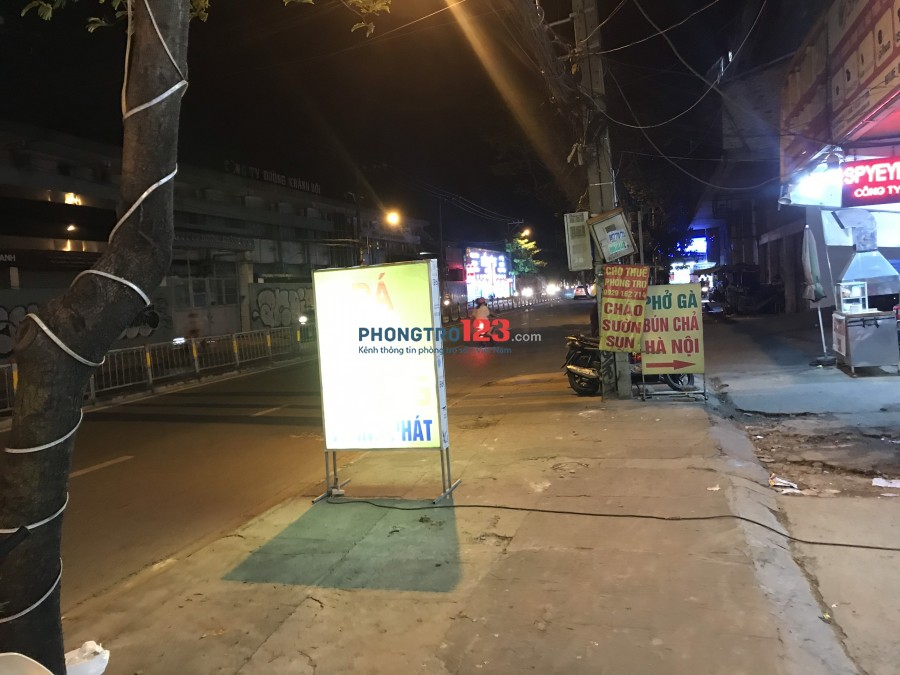 Cho thuê Or Sang nhượng 12 phòng trọ nhà mặt tiền 224 Nguyễn Tất Thành P13 Q4