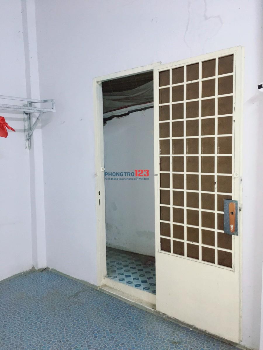 Cho Thuê phòng trọ 1 trệt 1 lững riêng biệt 26m2, P11, Bình Thạnh