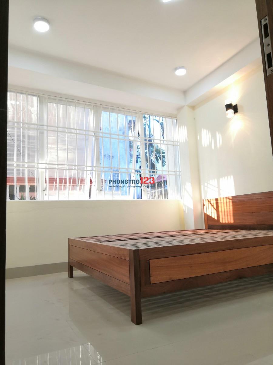 Cho thuê nhà theo kiểu chung cư mini, có thang máy - Mới xây sạch sẽ yên tĩnh