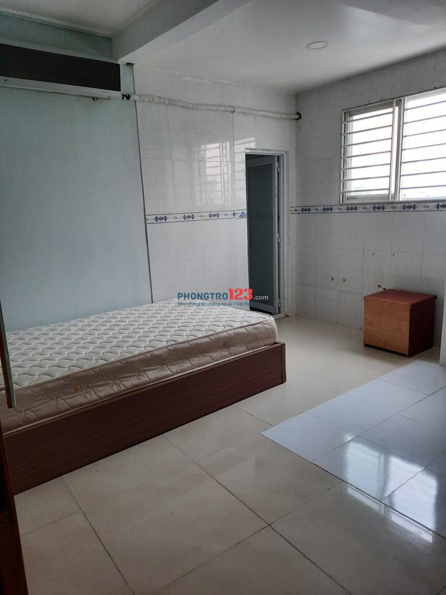 Phòng trọ mới mặt tiền đường Trần Xuân Soạn