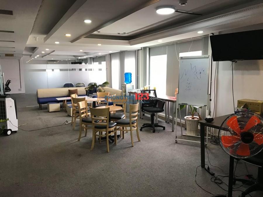 Mặt bằng văn phòng 180m2 cho thuê quận Tân Bình – NGAY VÒNG XOAY LĂNG CHA CẢ