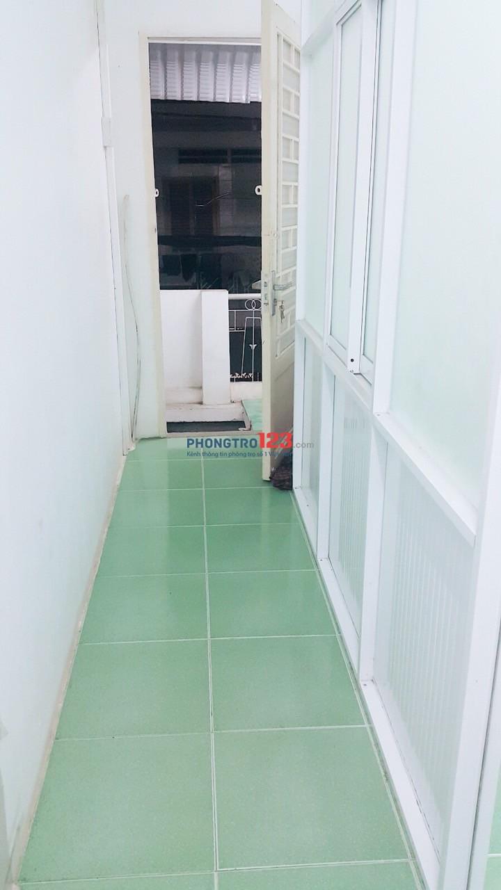 Cho nữ thuê phòng trên đường Dương Bá Trạc, Q8