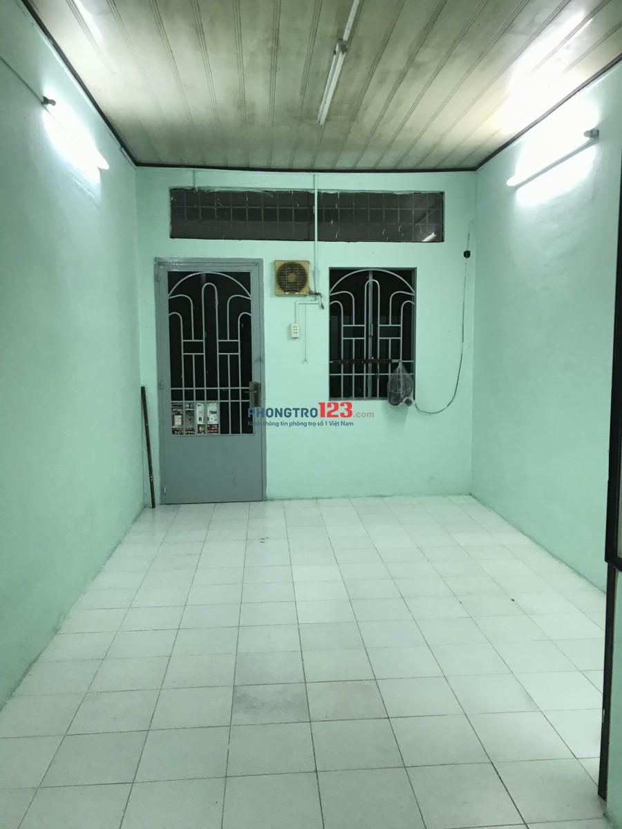 Nhà cho thuê giá tốt (có lầu), hẻm thông xe hơi, P17, Bình Thạnh, 200m đến chợ Thị Nghè