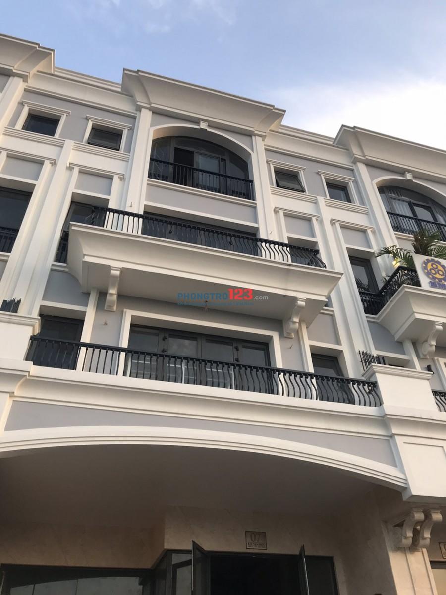 Cho thuê căn hộ dịch vụ full nội thất trong Khu đô thị Vạn Phúc. 30m2, 60m2. thuận tiện ở và làm việc.