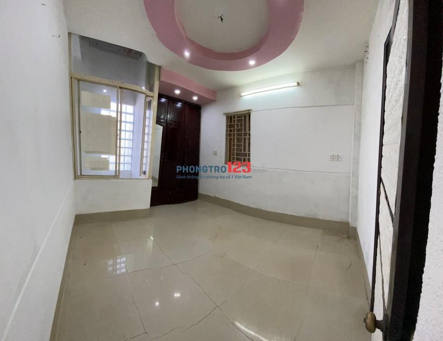Chính chủ cho thuê phòng có máy lạnh tại 54 Chấn Hưng P6 Q Tân Bình giá từ 2,5tr/th