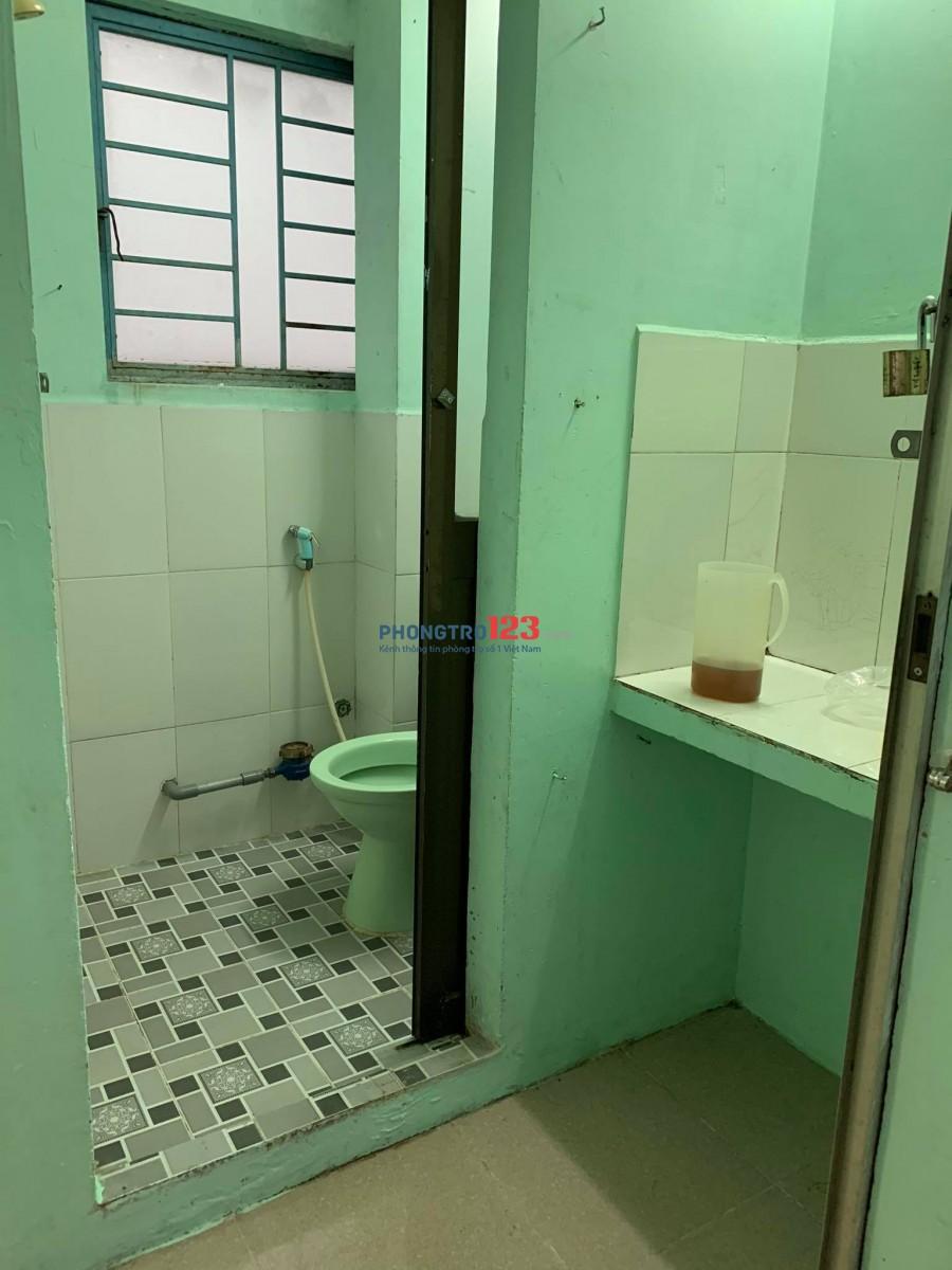 Phòng trọ tầng 3,10m^2 , Phạm Văn Chí Quận 6 1tr4/tháng