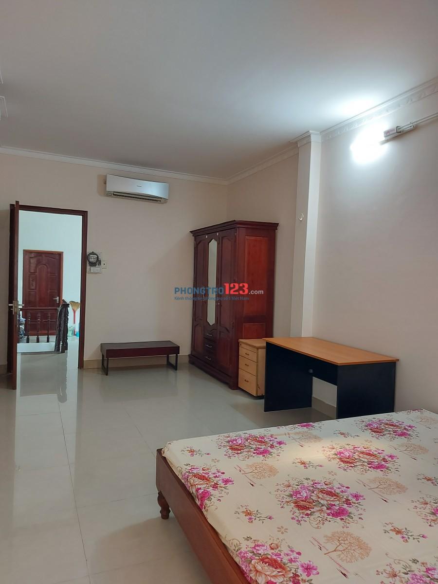 Phòng đầy đủ tiện nghi 20m, Cô Giang, Quận Phú Nhuận.