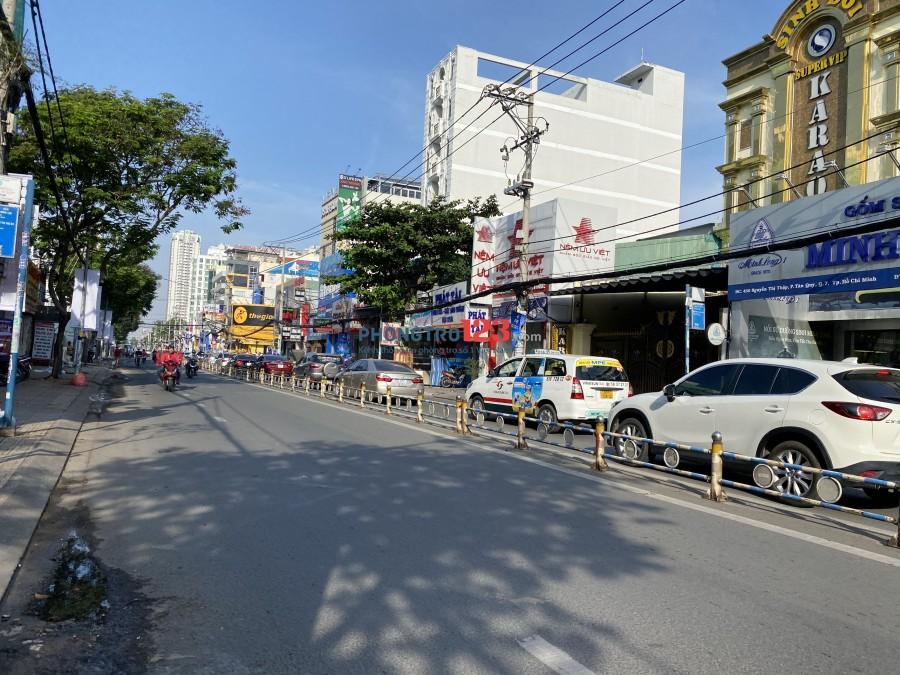 Cho thuê MT Nguyễn Thị Thập, Tân Quy, Quận 7. Kế Lotter Mart.
