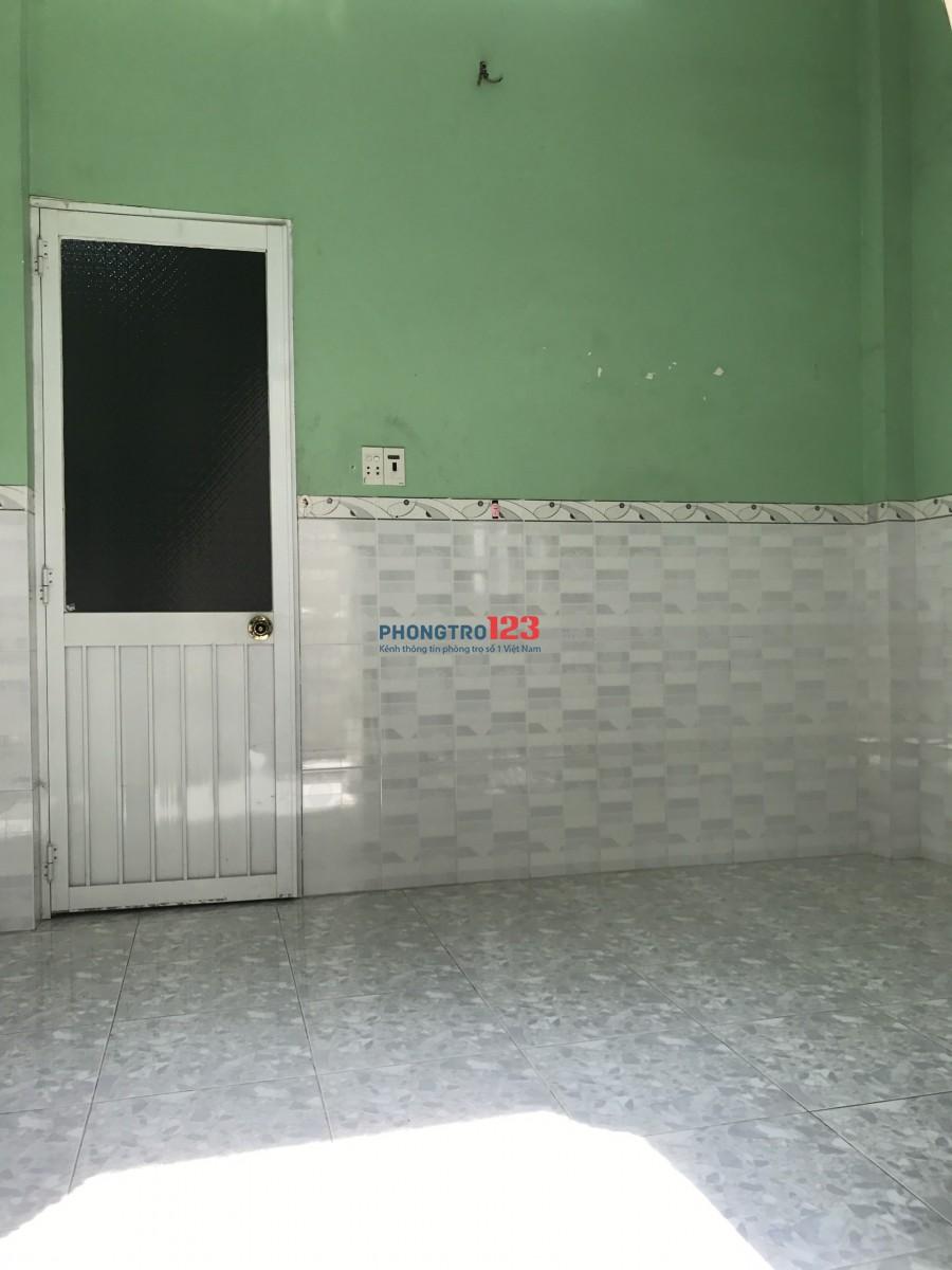 Cho thuê nhà NC 4x8 1 trệt 2 lầu 3pn tại Tô Ngọc Vân P Tam Phú Q Thủ Đức giá 7tr/th