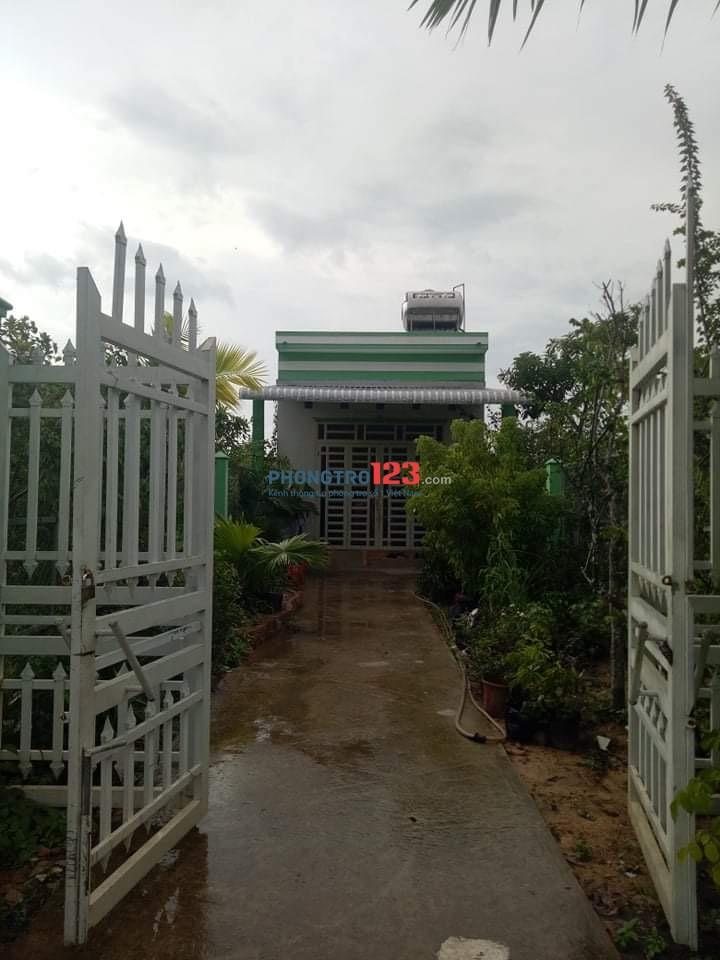 Cho thuê nhà nguyên căn - Cách đại học Việt Đức 150m