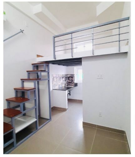 Nhà sạch thì mát_phòng cho thuê cực thoáng mát ở lầu 2 tại Tân Bình