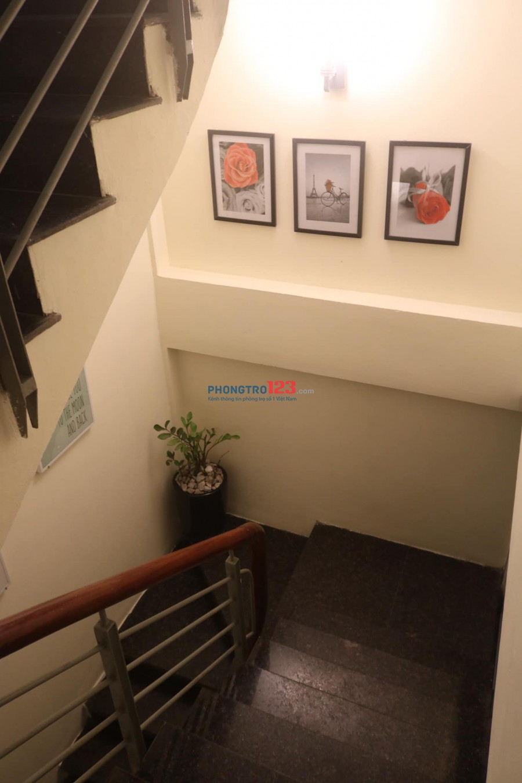 Cho Thuê Phòng Studio, Giá Từ 3tr, MP Hoàng Cầu, Đống Đa