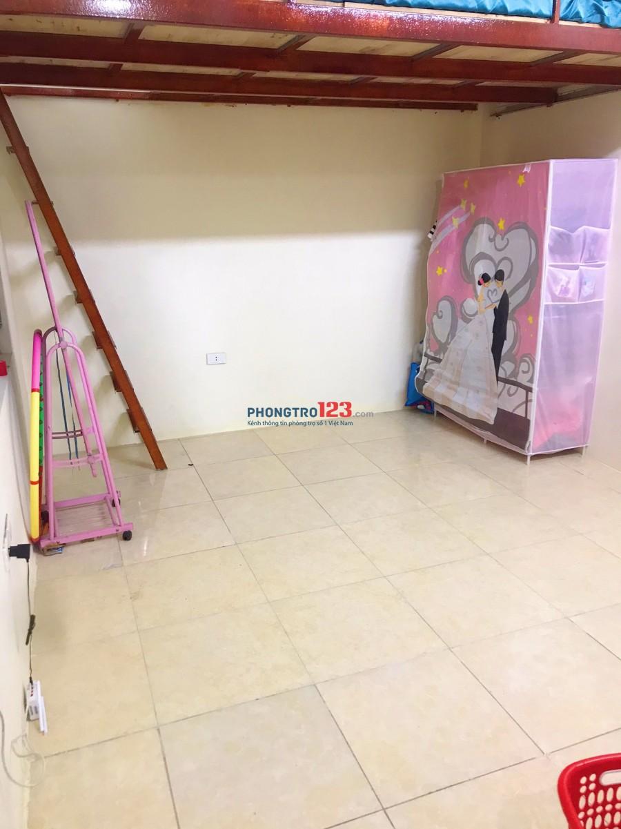 Cho thuê chung cư mini Cầu Giấy - Mai Dịch Hà Nội full đồ giá rẻ