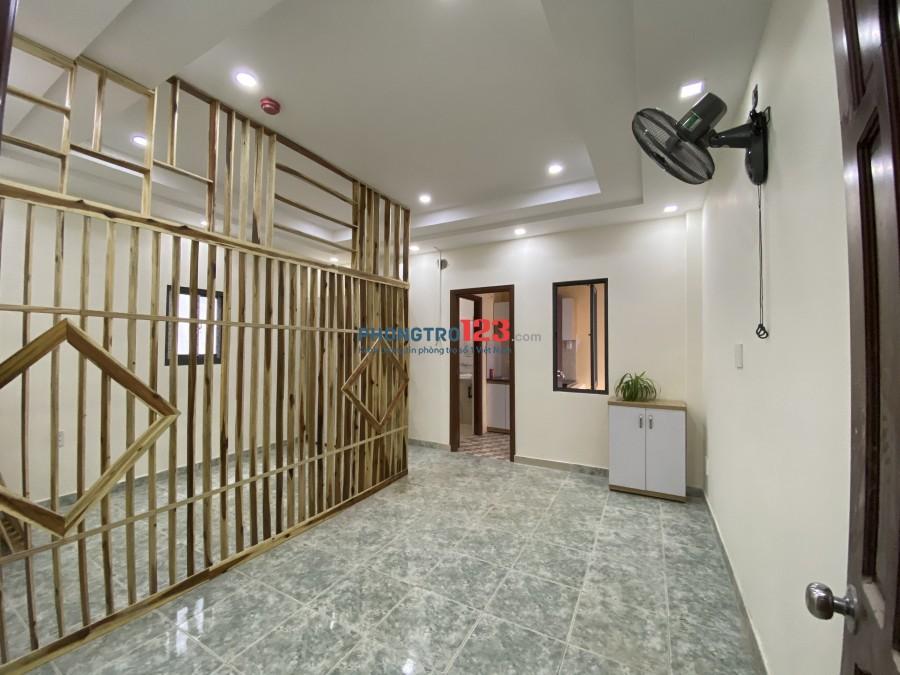 Cho thuê căn hộ dịch vụ, 1 phòng ngủ full nội thất