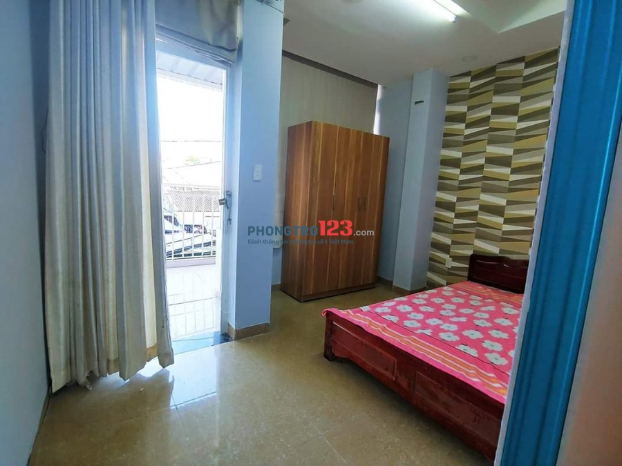 Cho thuê căn hộ mini quận 3 full nội thất