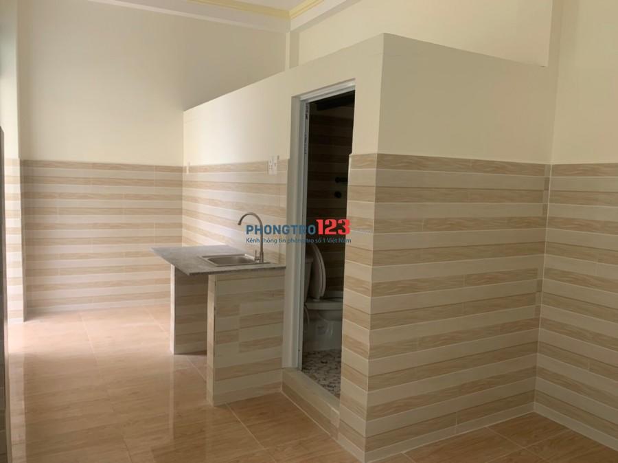 Phòng trọ mới xây, Phòng rộng ở được 5 người tại ở chợ An Nhơn