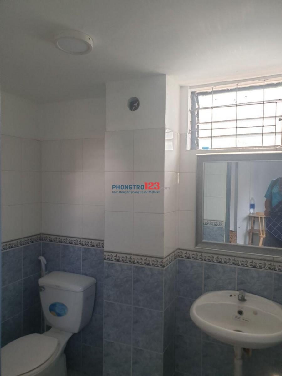 Phòng trọ Quận 1 full nội thất - CV Lê Văn Tám 50m - Chợ Tân Định 300m - Giá 4tr