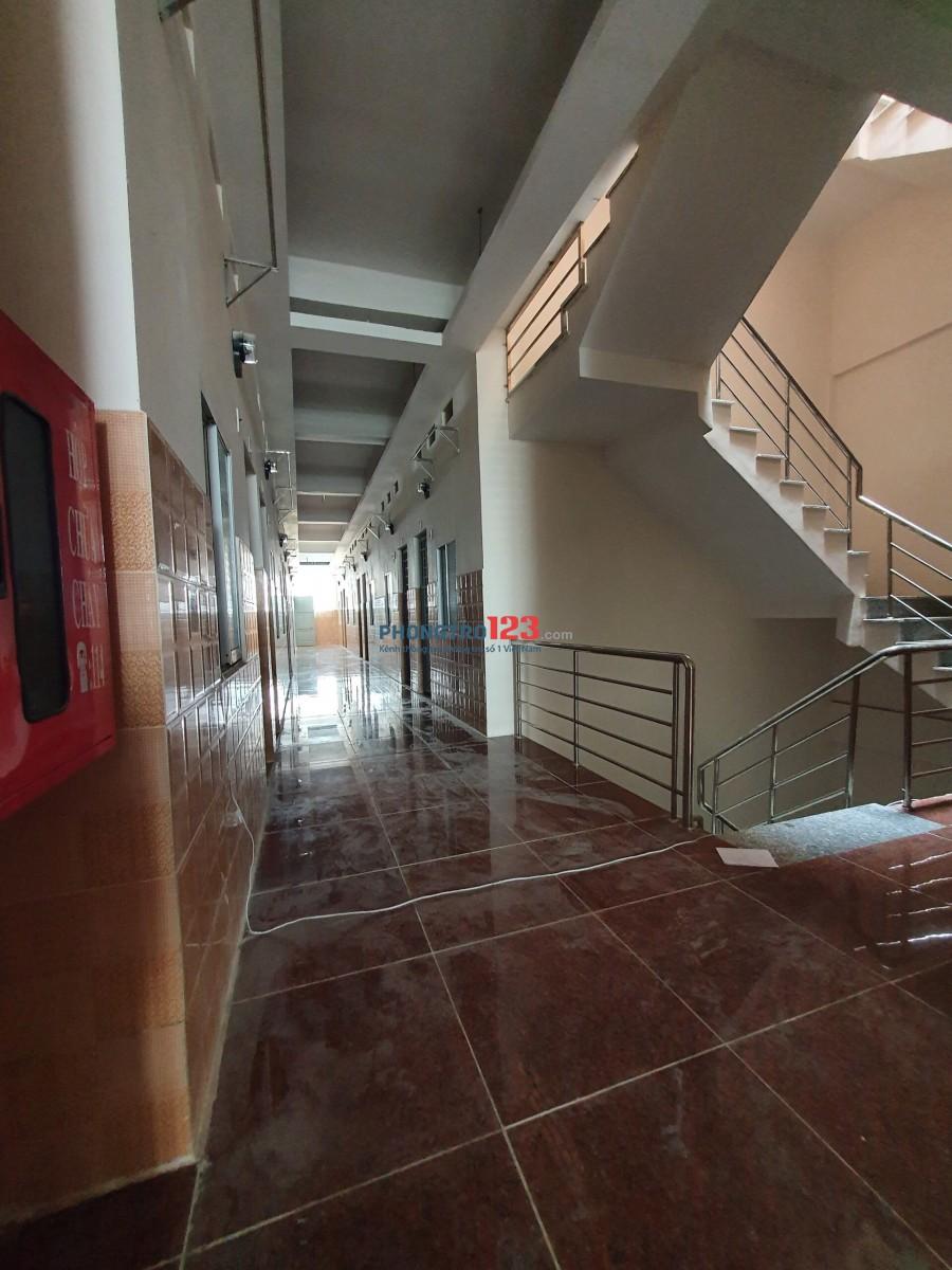 Phòng trọ có gác giá rẻ Trường Chinh - Cộng Hòa - Hòa Bình - Tân BÌnh