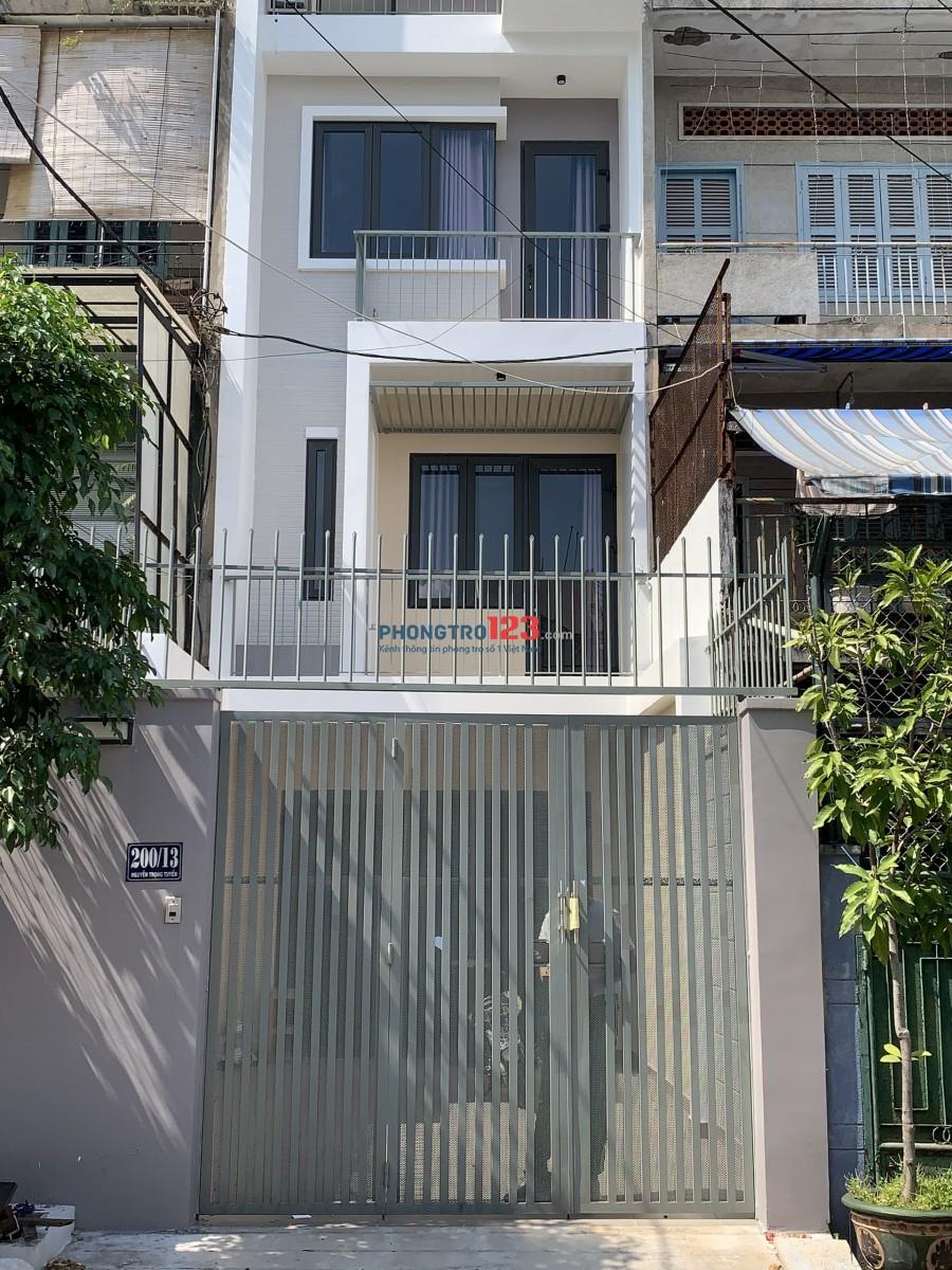 Chính chủ cho thuê nhà tại Quận Phú Nhuận giá 17tr