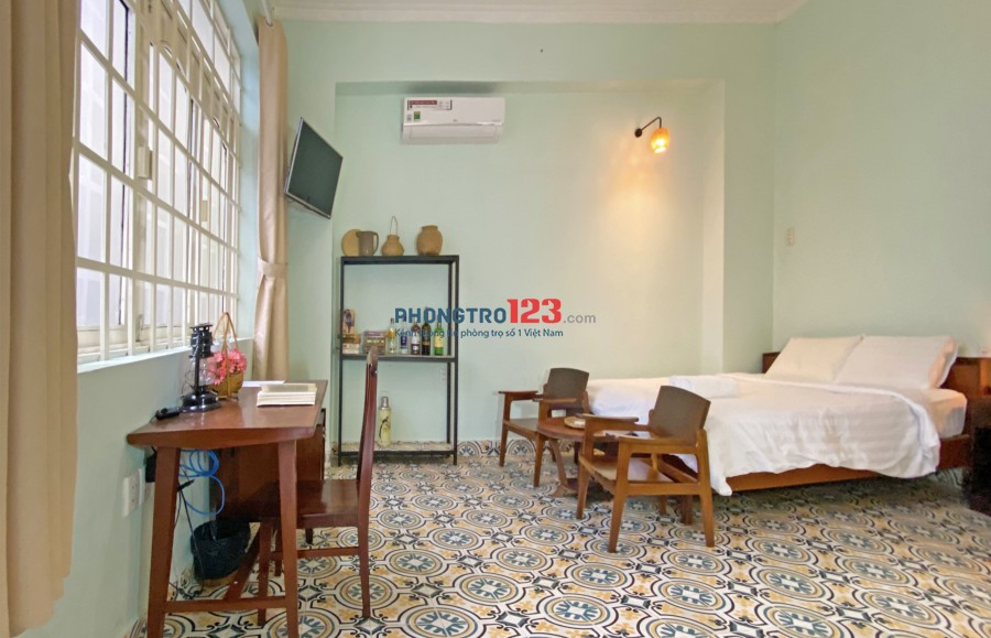 Căn hộ Mini 40m2 Full Tiện Nghi Đinh Tiên Hoàng-Quận 1
