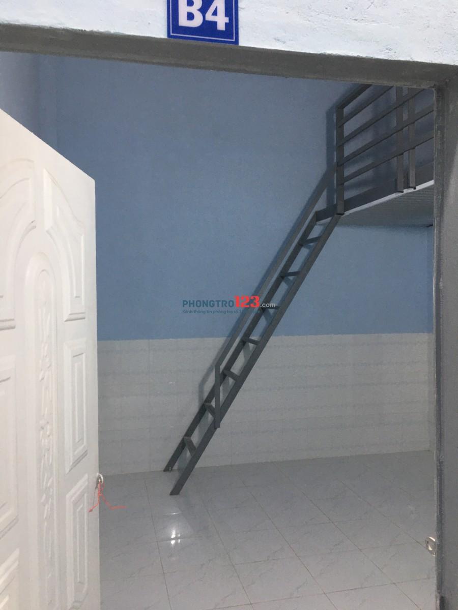 Cho thuê phòng trọ mới xây, thoáng mát, sạch sẻ, an ninh