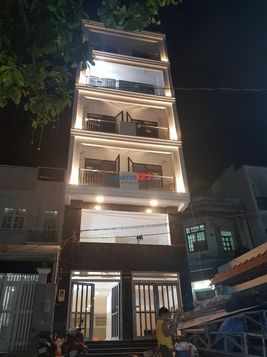 Phòng trọ quận 7, có ban công và thang máy