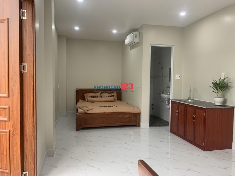 Phòng mới full nội thất rộng 25-35m2 Bình Lợi
