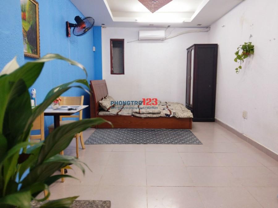 Phòng trọ Tân Bình 30m2 full nội thất