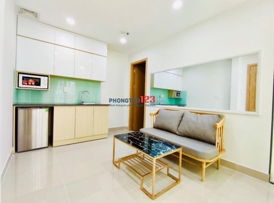 Căn hộ Quận 3 ngay Trung tâm MỚI 100%_Studio/Studio Bancong/ 1PN Full nội thất_Free phí QL 4 tháng_FREE XE