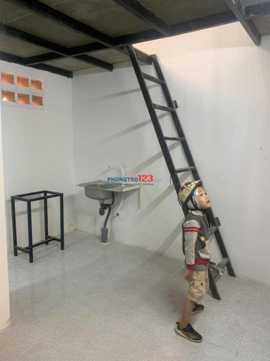 Nhà trọ mới xây - thoáng mát - an ninh - sạch sẽ