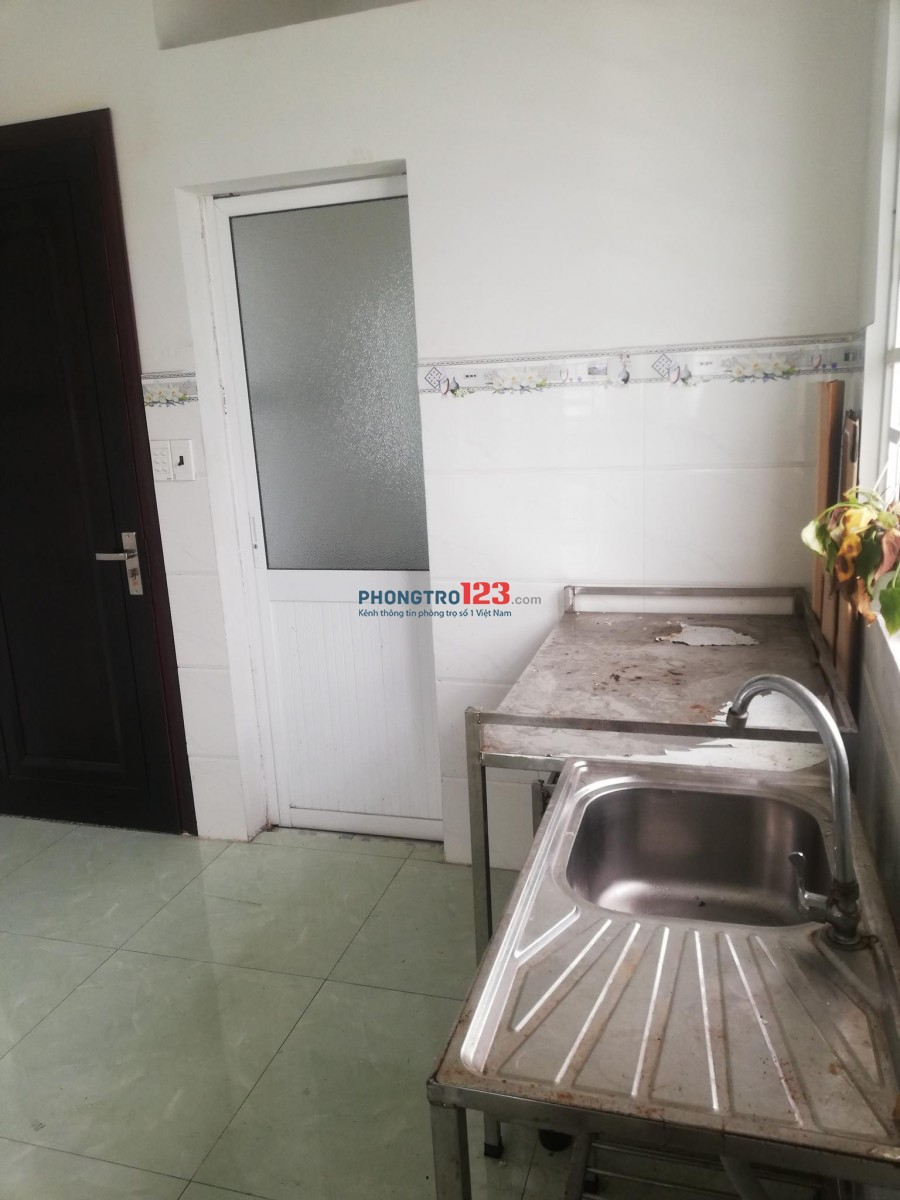 Cho thuê phòng trọ Nguyễn Thị Định, Cửa vân tay, giờ giấc tự do