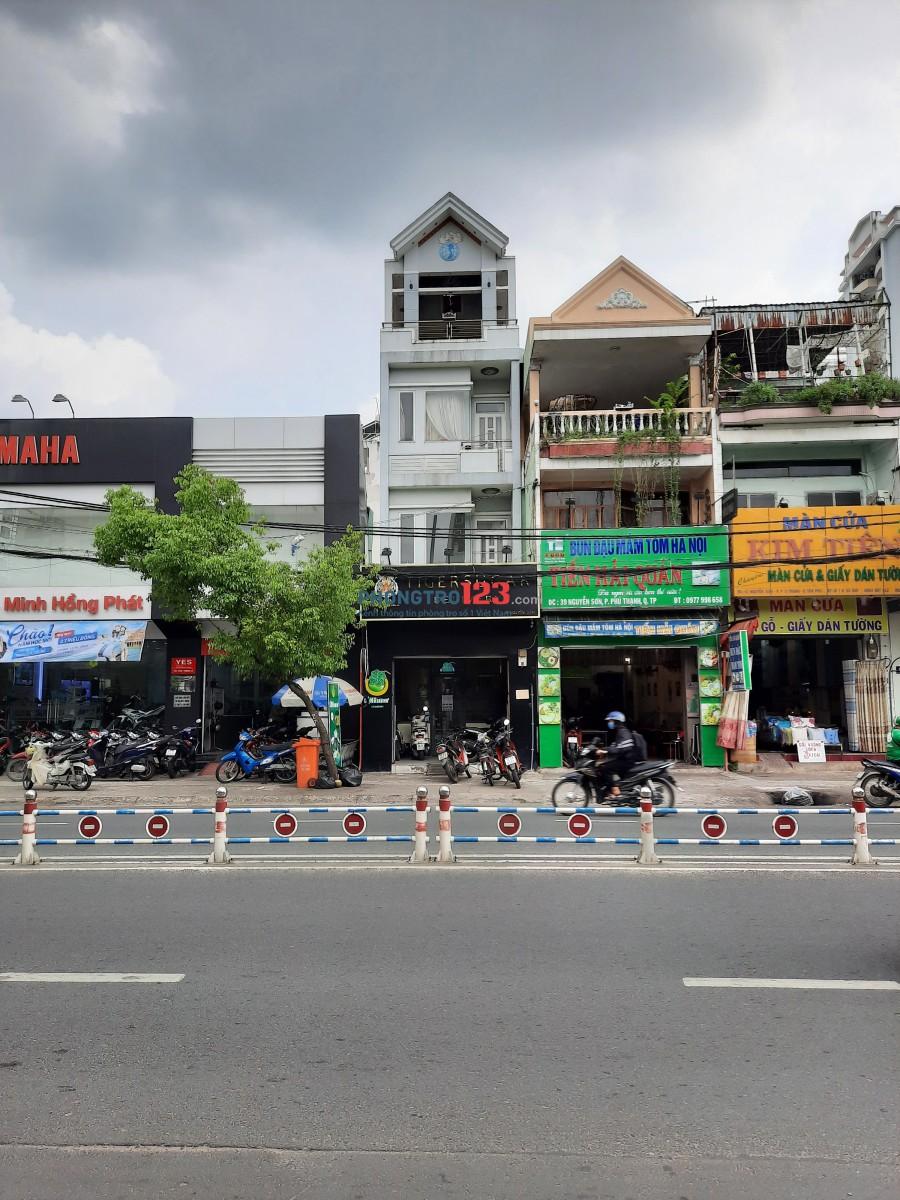 Cho thuê phòng 12m2 giá 1,5 triệu tại 37 Nguyễn Sơn, Tân Phú