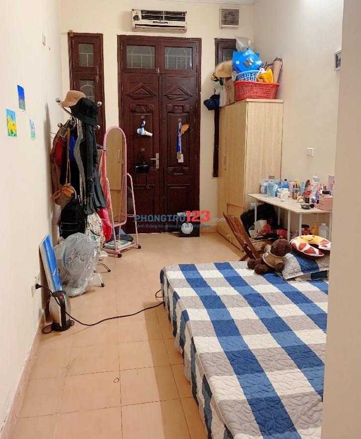 Cho thuê phòng trọ khép kín mặt đường Nguyễn Trãi full đồ giá 3tr2/tháng