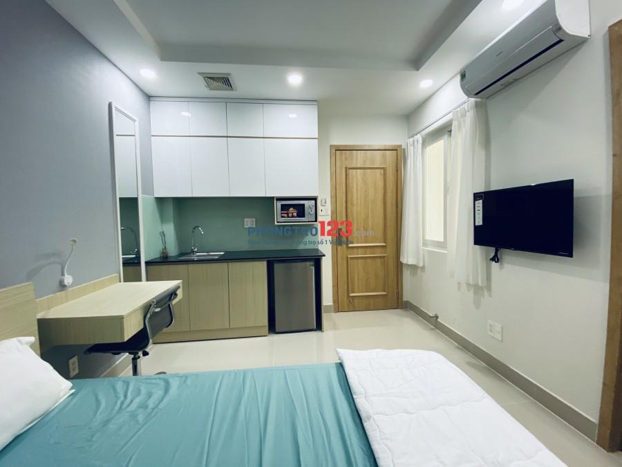 Căn hộ dịch vụ, Sạch, Đẹp, Full nội thất trung tâm Quận 3