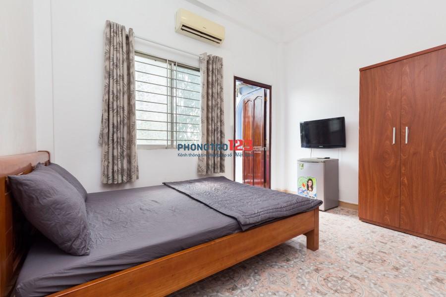 Phòng 20m2-2,7 tr đầy đủ tiện nghi, ngay mặt tiền đường Quang Trung Quận Gò Vấp