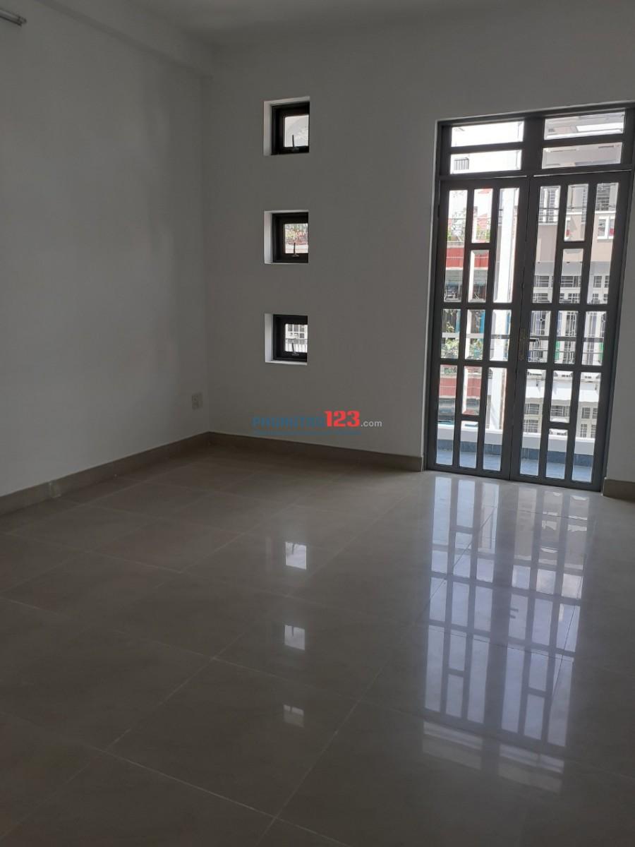 Cho thuê nhà Mt An Dương Vương Q6 - mới 100% 4.5 x 20 ( 3 tầng)