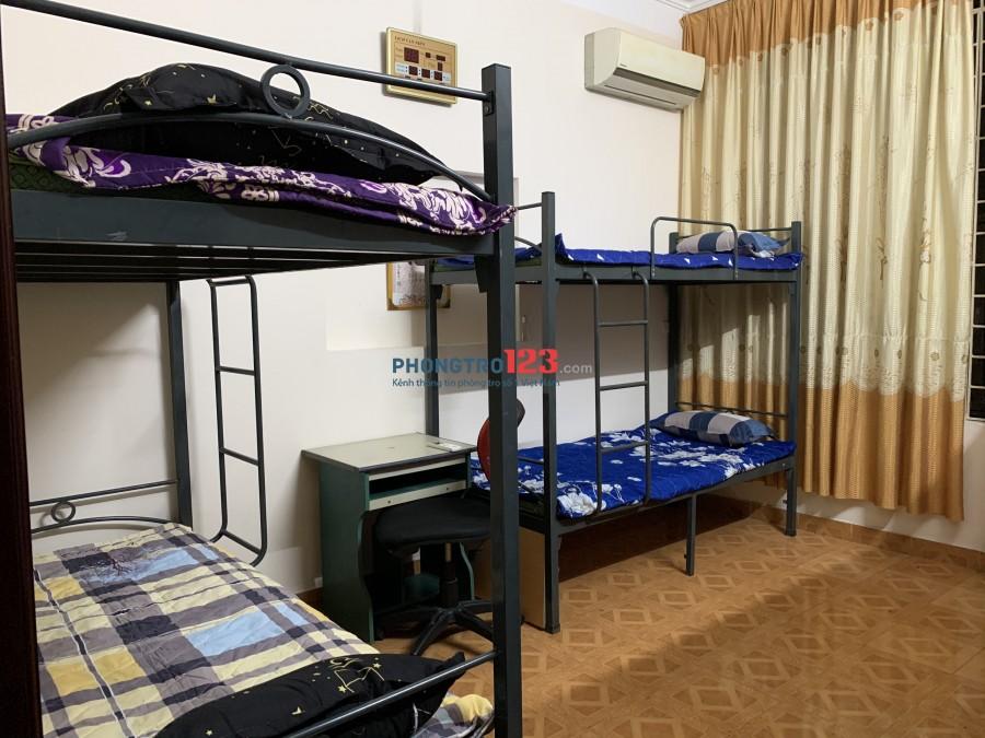 Nhà còn nhiều phòng cho thuê giá sinh viên
