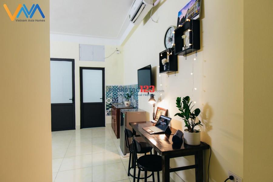 Cho thuê chung cư mini làng Phú Đô gần SVĐ Mỹ Đình