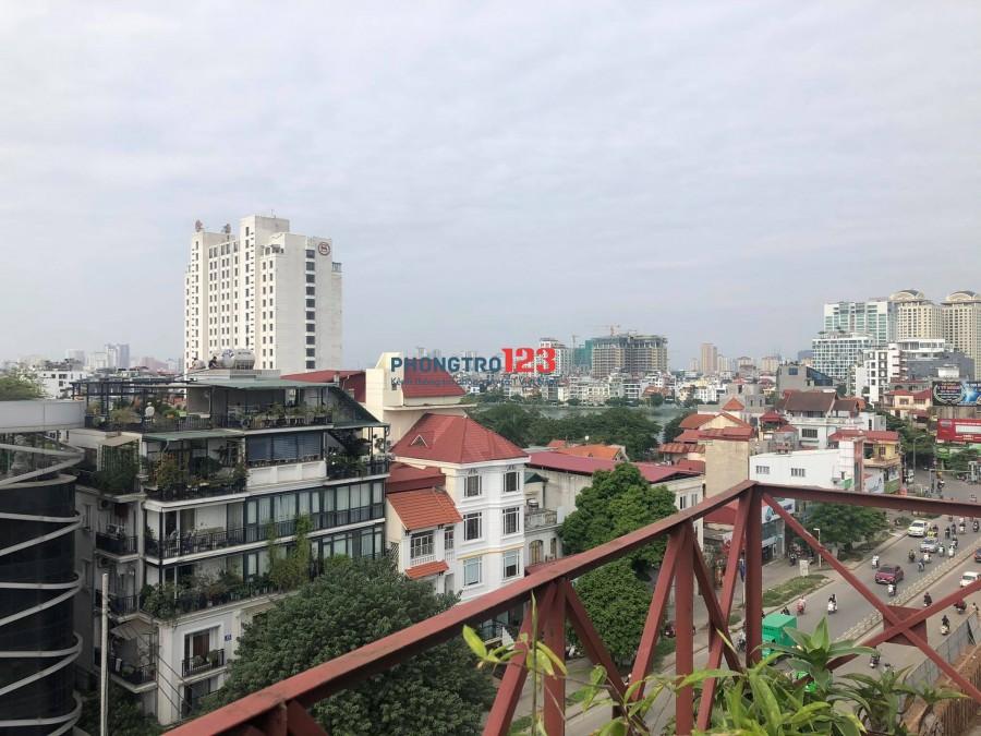 Cho Thuê căn hộ dịch vụ cao cấp nhà mặt đường Âu Cơ giá cực ưu đãi