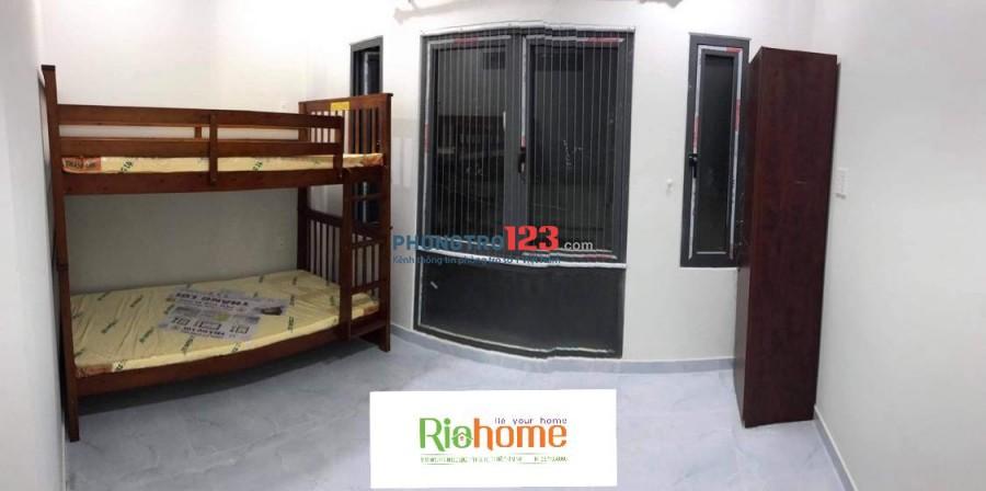 Cho thuê phòng trọ cao cấp dạng KTX tại trung tâm Quận 10