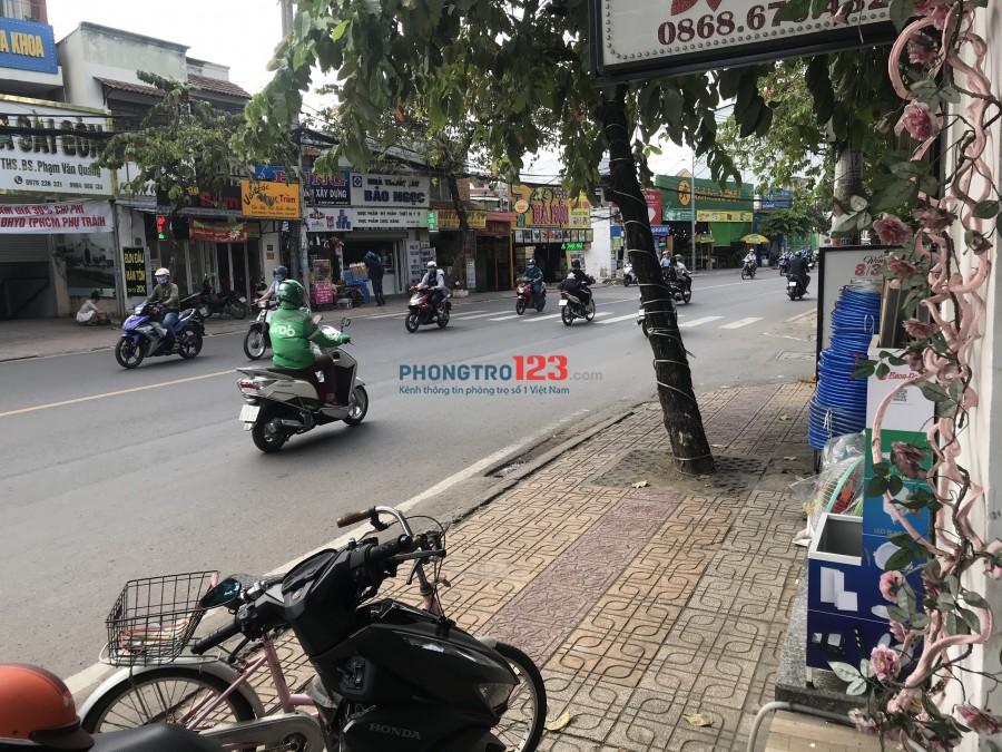 Chính chủ cho thuê nhà NC 1 trệt 2 lầu mặt tiền 54 Đặng Văn Bi P Bình Thọ Q Thủ Đức