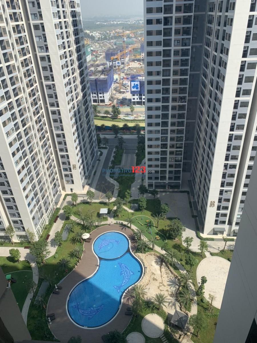 Cho thuê căn hộ Vinhomes Grand Park 1pn + và 2pn+ giá rẻ