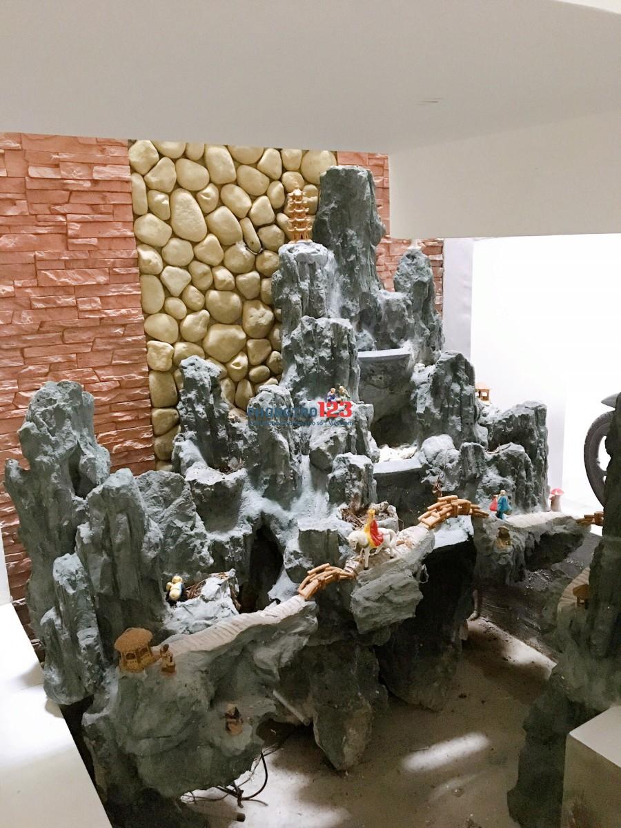 Cho thuê lại phòng đẹp 35m2 Full nội thất tại Trần Xuân Soạn P Tân Hưng Q7 giá 4,5tr/th