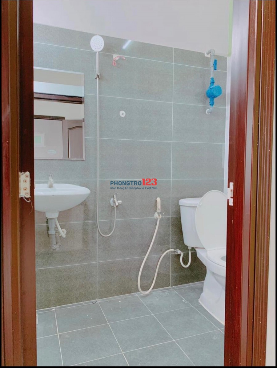 Cho thuê phòng mới xây khu vực Lê Văn Lương Nhà Bè
